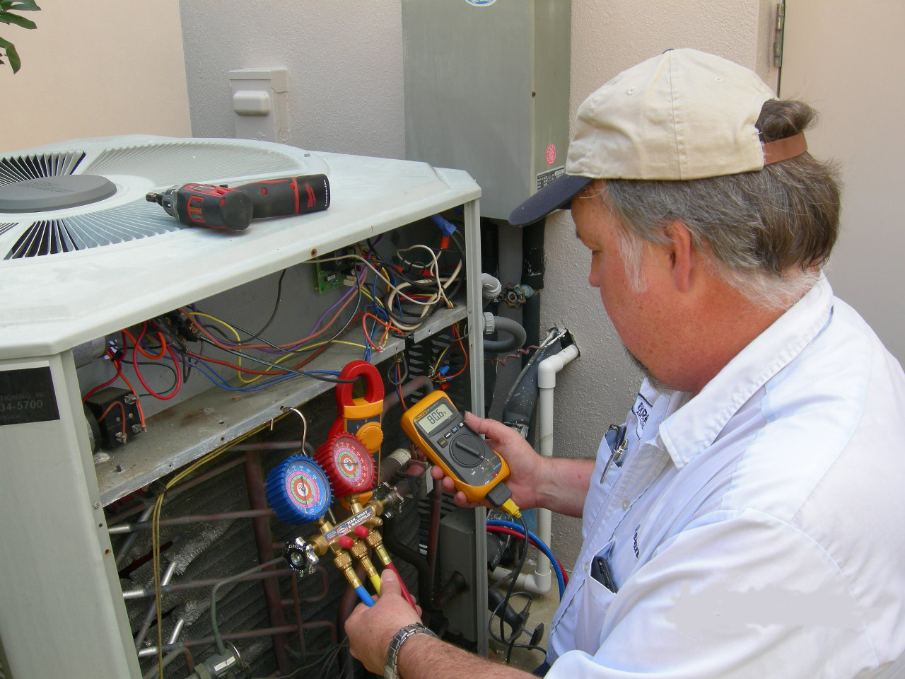 Air Conditioning Repair Capitol City Heating Inc How Does Ac Wiring Work